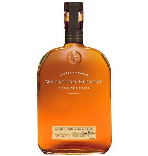 Bourbon Woodford Reserve chega ao Brasil