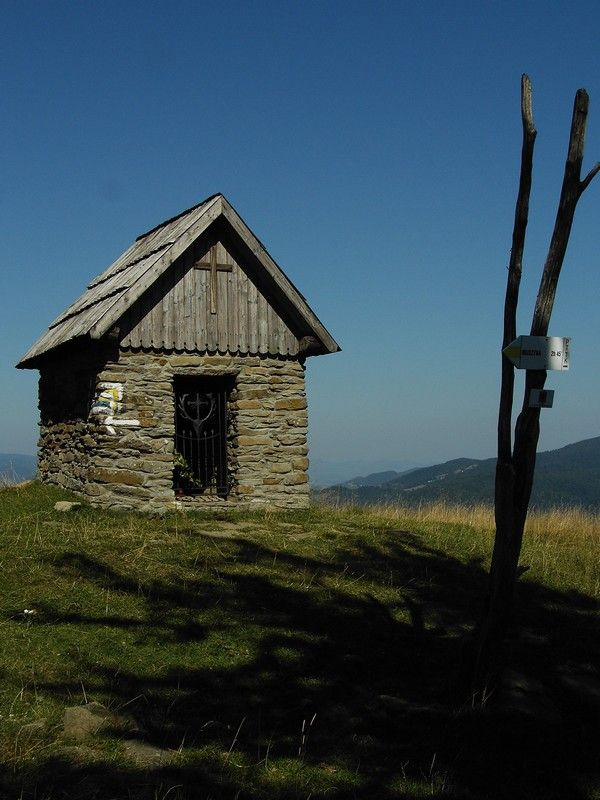 Kapliczka pod Jaworzynką