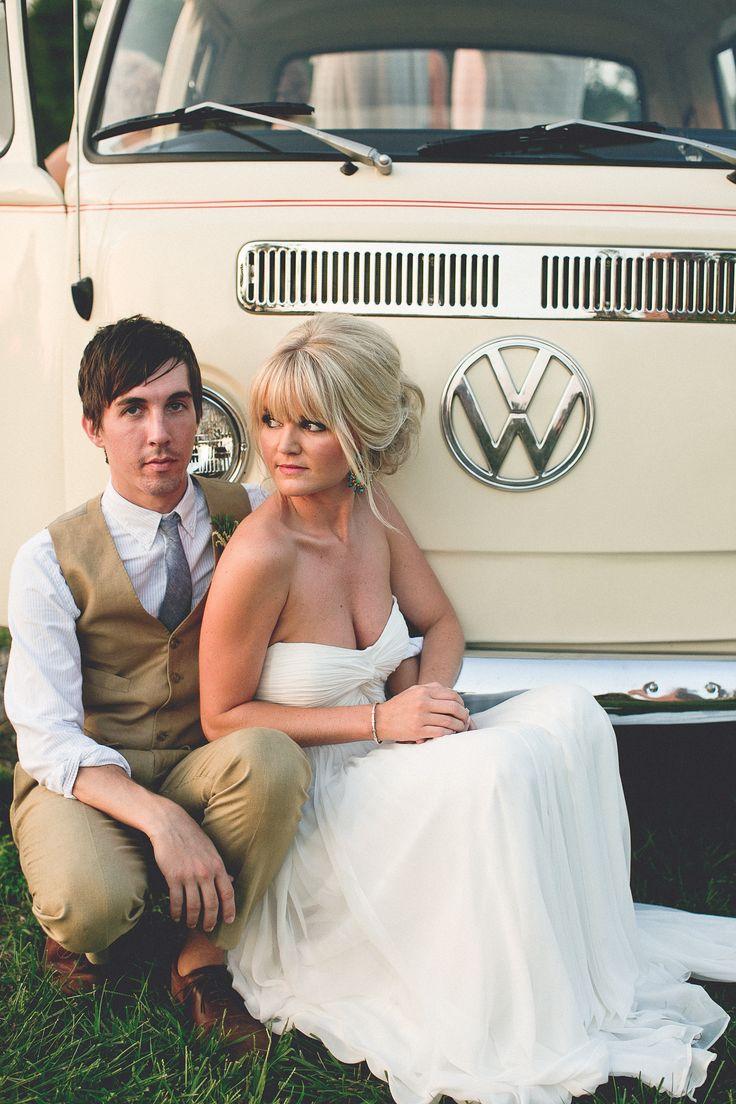 189 best Das VW Weddings images on Pinterest | Marriage, Wedding cars and Vw vans