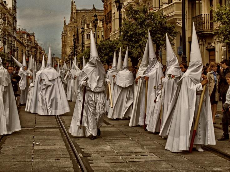 Semana Santa Sevilla Colorear: Semana Santa De Sevilla