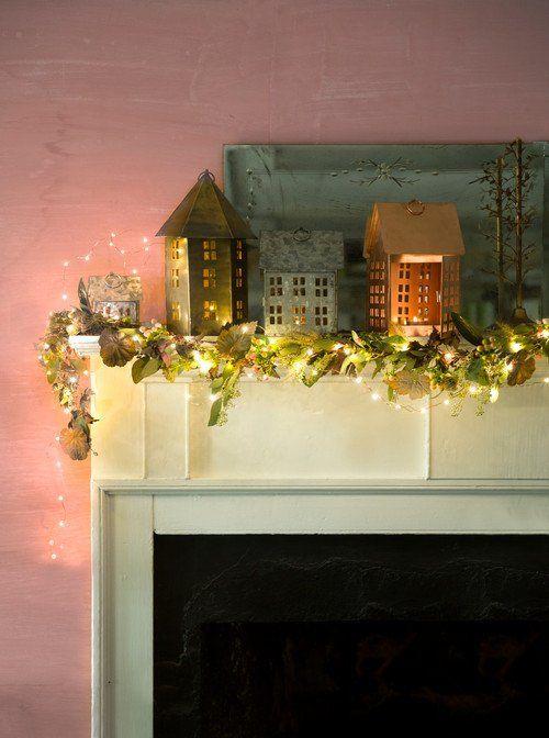 8 Christmas Mantel Ideas Christmas is coming Christmas