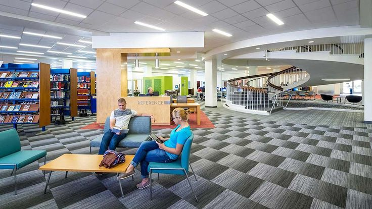 San Jacinto College's Davis Library was in need of major renovations to increase efficiencies and better accommodate 21st-century learning. While...