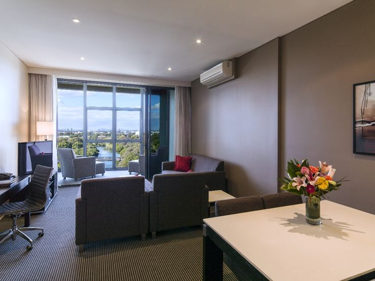 Modern Suite with 2 Bedrooms #Parramatta #Sydney #Luxury #Accommodation #Meriton