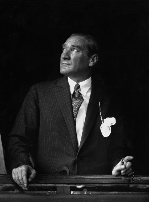 Mustafa Kemal ATATURK  The great founder & leader of Turkish Republic  (1881 -1938)