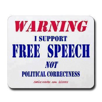 If a liberal says it, it's defended by the First Amendment as freedom of speech. If a conservative says it, it is denounced as hate speech. Anyone else see the problem with this? Free speech for everyone...not just liberals.: