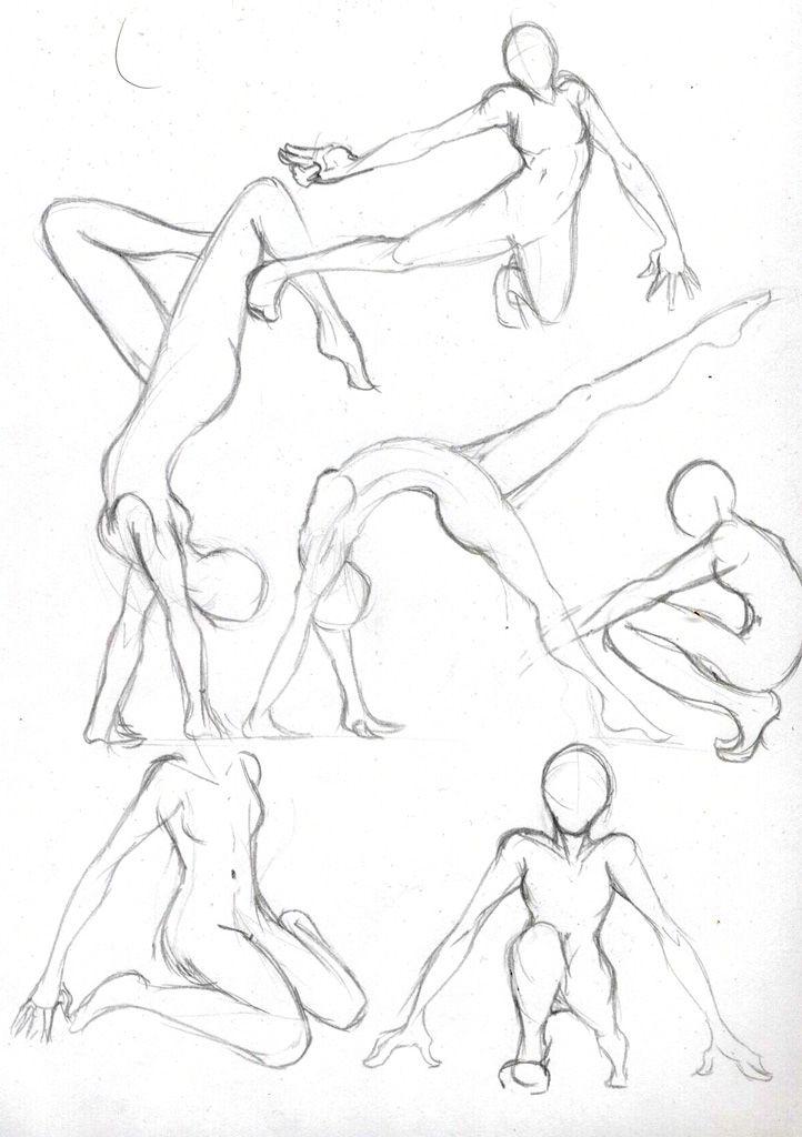 perfecto en especial cuando quiero dibujar bailarinas o artistas de circo♡
