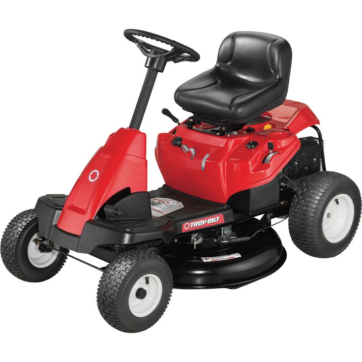 FREE SHIPPING — Troy-Bilt Riding Mower — 382cc Troy-Bilt Powermore Premium OHV Engine, 30in. Deck, Model# 13A726JD066 | Riding Mowers| Northern Tool + Equipment