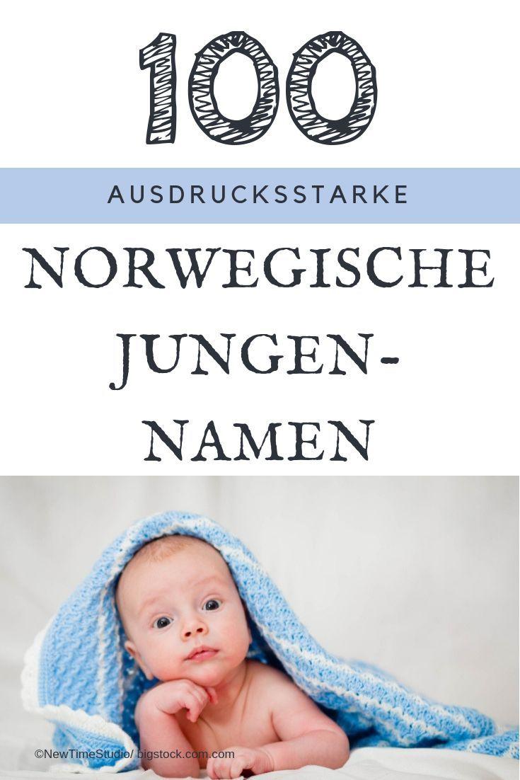 100 Norwegische Jungennamen Die Nicht Jeder Hat Rubbelbatz