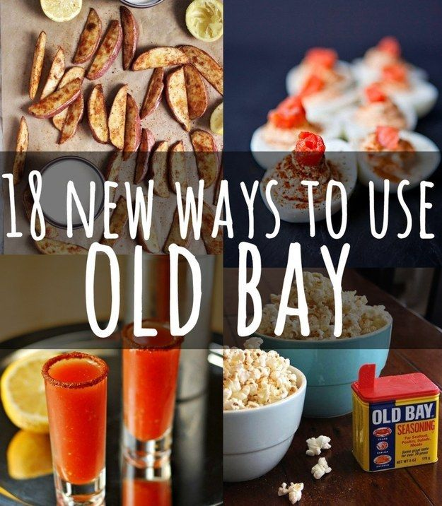 18 New Ways To Use Old Bay