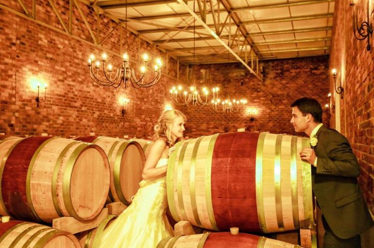 Wooing in the Wine Cellar #aperturaphotography