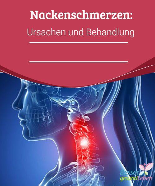 Nackenschmerzen: #Ursachen und Behandlung   Bestimmt ist es Ihnen schon passiert, dass Sie den Hals nicht bewegen konnten oder starke #Nackenschmerzen hatten, die durch #körperliche Anstrengung oder tägliche #Tätigkeiten verursacht wurden.