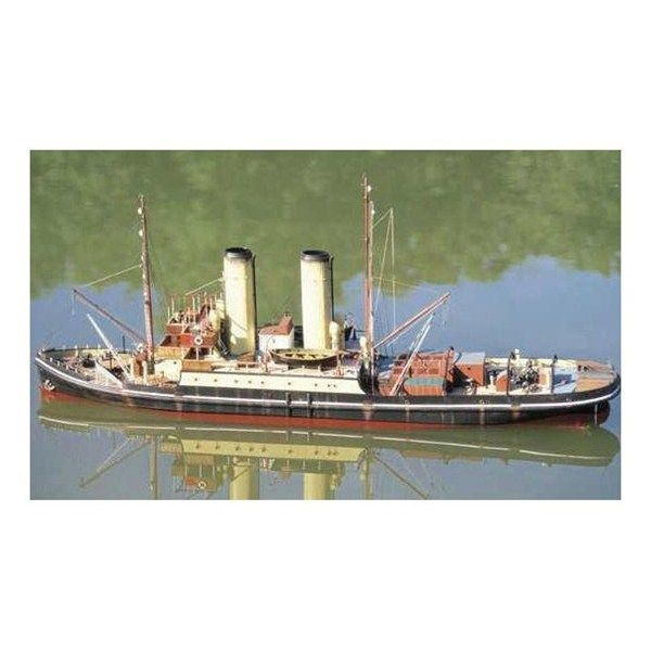 Caldercraft Resolve Naval Tug Kit - available from Hobbies, the UK's favourite online hobby store!