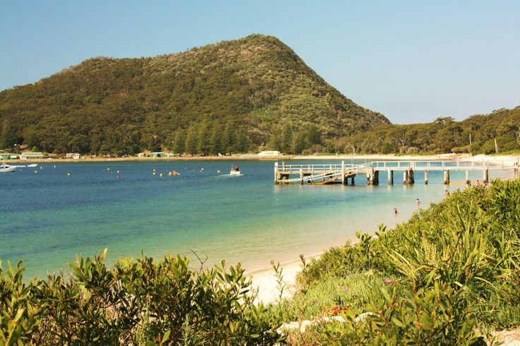Shoal Bay Beach - Port Stephens, Australia