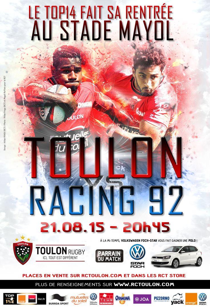 Match RCT / Racing 92