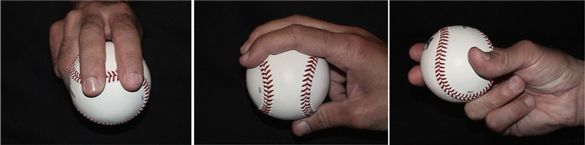 How to grip and throw a four seam fastball - pitching grips for the four seam fastball