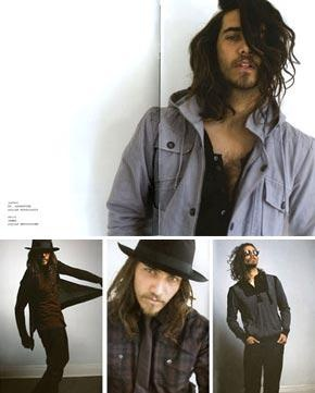 Justin Bobby from The Hills