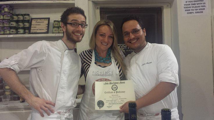 Pizza & Gelato Making Class