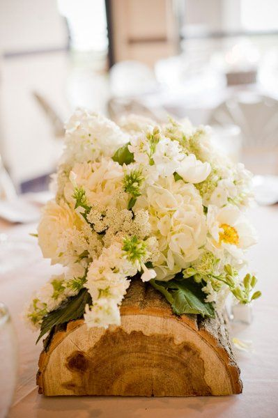 30 Ideas for Centerpieces , Wedding Reception Photos by Kathleen Rose Photography - Image 7 of 30 - WeddingWire