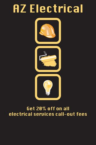 Get 20% off on all electrical services call-out fees