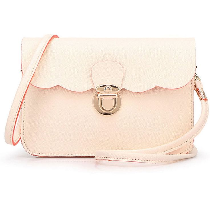Tonsee Women Clutch Handbag Tote Purse Hobo Messenger (Beige): Handbags: Amazon.com