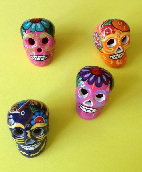 17 best images about art around the world on pinterest for Day of the dead arts and crafts