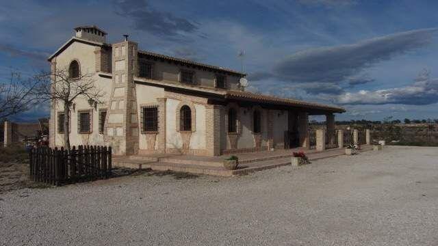 Casa Fattoria Alicante Spagna Costa Blanca