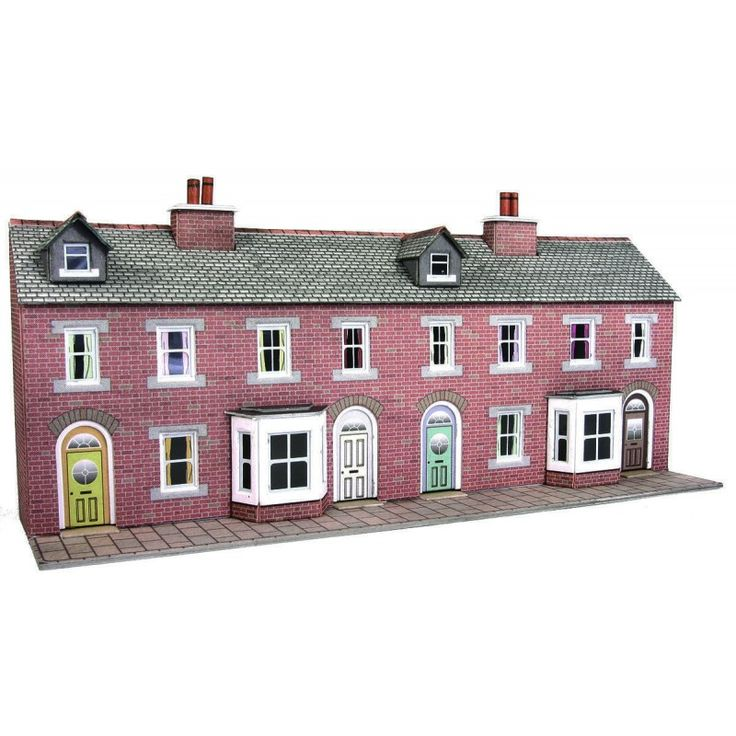 21 Best Images About N Scale Town Country Buildings On