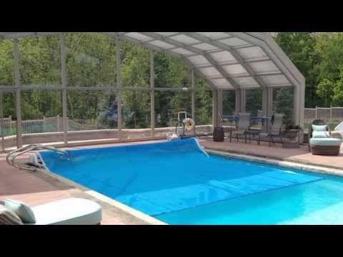 Best 25 Retractable Pool Cover Ideas On Pinterest Hidden Pool Petite Piscine And Spanish Pool