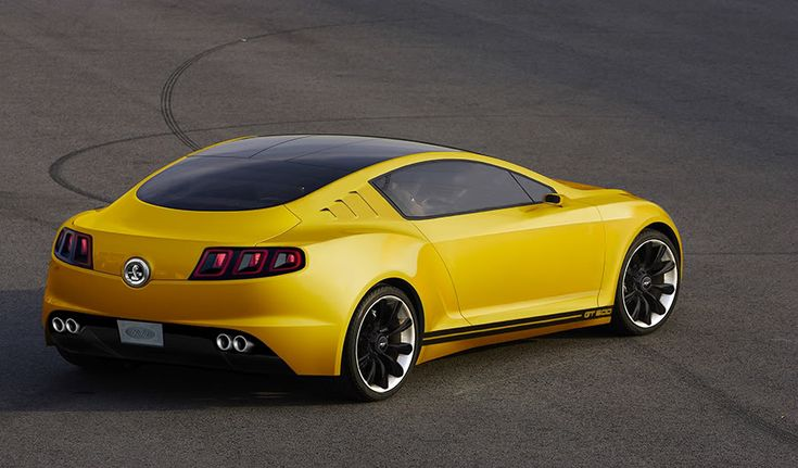 2015 Mustang GT500 concept.  Cool, but doesn't look like a Mustang so I don't like it.