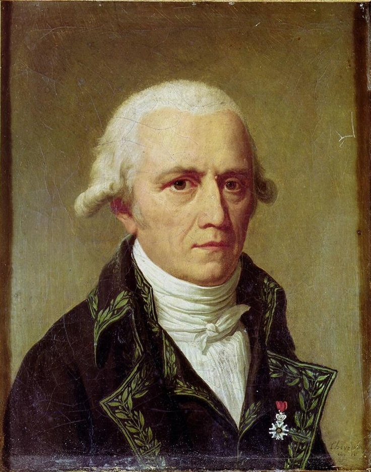 Jean-Baptiste Pierre Antoine de Monet, Chevalier de la Marck (1 August 1744 – 18 December 1829), often known simply as Lamarck, was a French naturalist. He was a soldier, biologist, academic, and an early proponent of the idea that evolution occurred and proceeded in accordance with natural laws.  http://biodiversitylibrary.org/creator/12