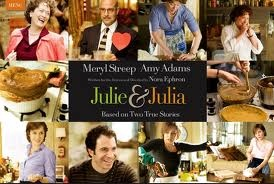 Julie & Julia  (click to watch movie trailer) they say one really bad word in this movie in case you watch with kids. :/ why do they do that?
