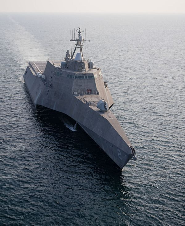 USS Independence (LCS-2) - Independence class Littoral Combat Ship (USA)