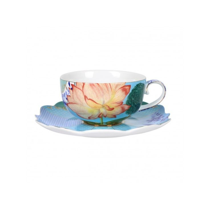 The Pip Studio Royal Pip Cup and Saucer is in stock at Gifts and Collectables online as well as a range of other porcelain and giftware - order online today