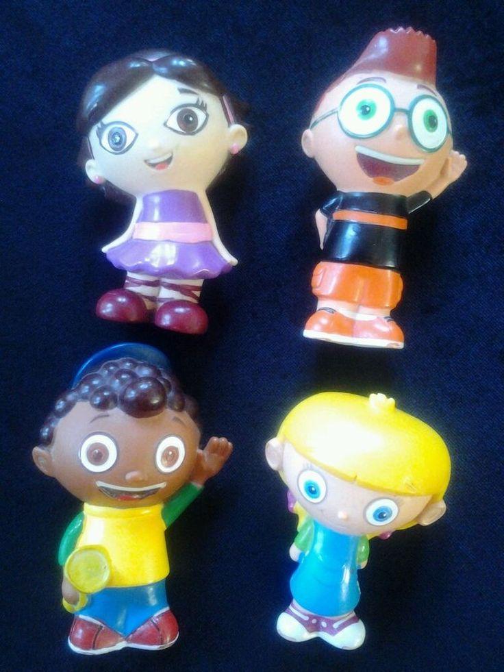 Little Einsteins Figures Set Of 4 Kids Baby Disney