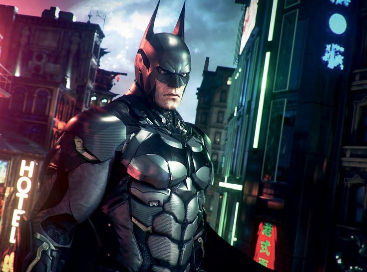 arkham knight batman   Batman: Arkham Knight' Screenshots Show Off New Batsuit