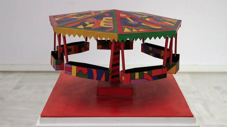 Akrithakis Alexis – Carousel for Children in Vietnam