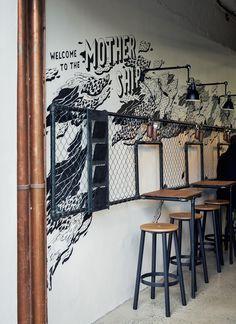 Restaurante Vanguardia