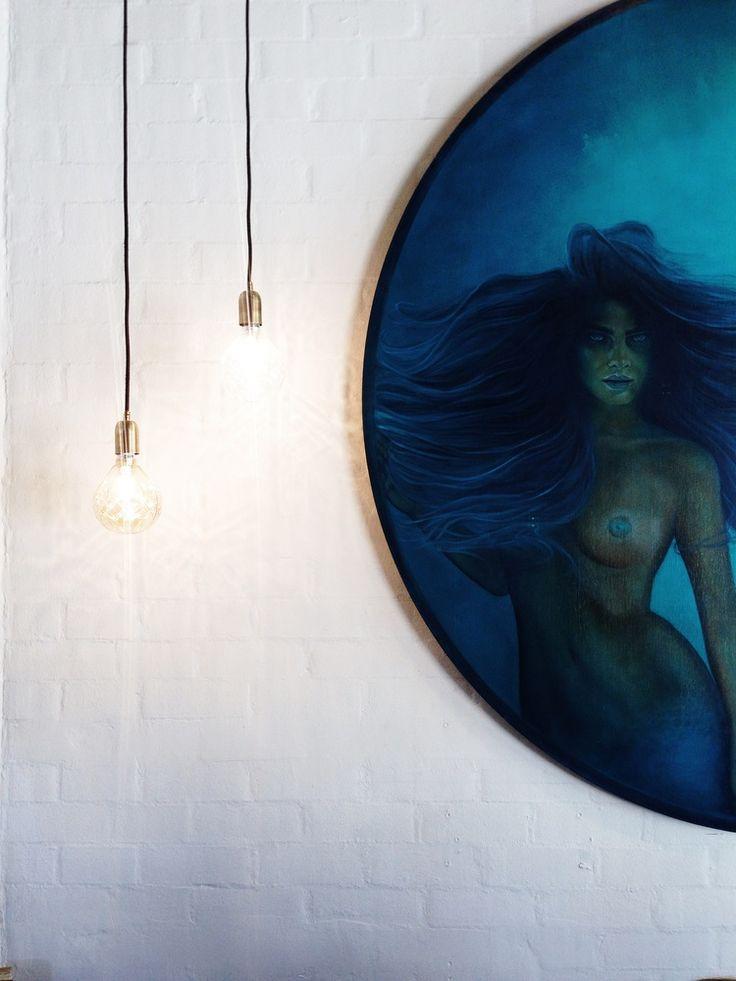 'Siren' at Bayleaf Cafe, Byron Bay