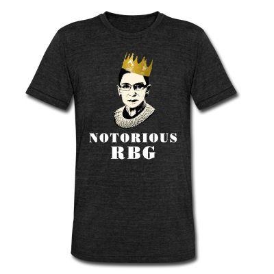 The Notorious RBG: Ruth Bader Ginsburg