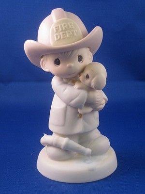 Love Rescued Me - Precious Moment Figurine