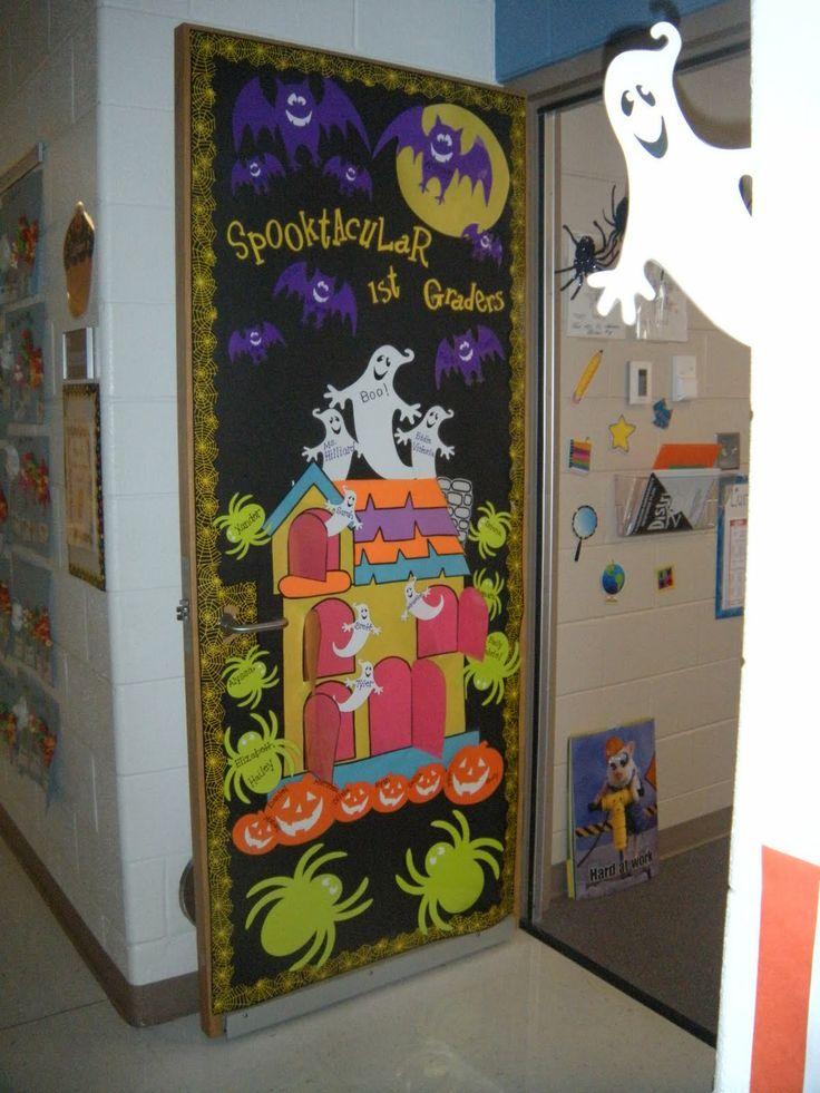 Classroom Ideas Halloween ~ Best halloween bulletin board ideas images on pinterest