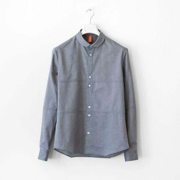 FRENN Timeless - Ahto Shirt  www.frenncompany.com