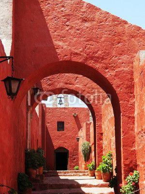 Arequipa, Monastère Santa Catalina, Pérou