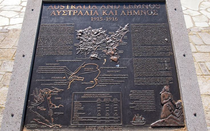 Alison Stuart- Writer: Anzac Day 2014: Remembering Lemnos