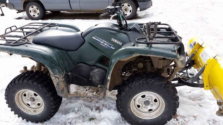 Used 2010 Yamaha GRIZZLY 550 FI AUTO 4X4 EPS ATVs For Sale in Pennsylvania. For Sale - Used excellent condition, low hours 2010 Yamaha Grizzly 550 ATV with snow plot, gun rack, power steering. Great Buy! Hitch and LED lights not included.Contact Canfield's Outdoor power equipment for questions for to schedule a test drive. 814-697-6233Engine558cc, 4-stroke, liquid-cooled, 4-valve SOHCCarburetionYamaha Fuel Injection, 40mm throttle bodyTransmissionYamaha Ultramatic V-belt w/all-wheel engine…