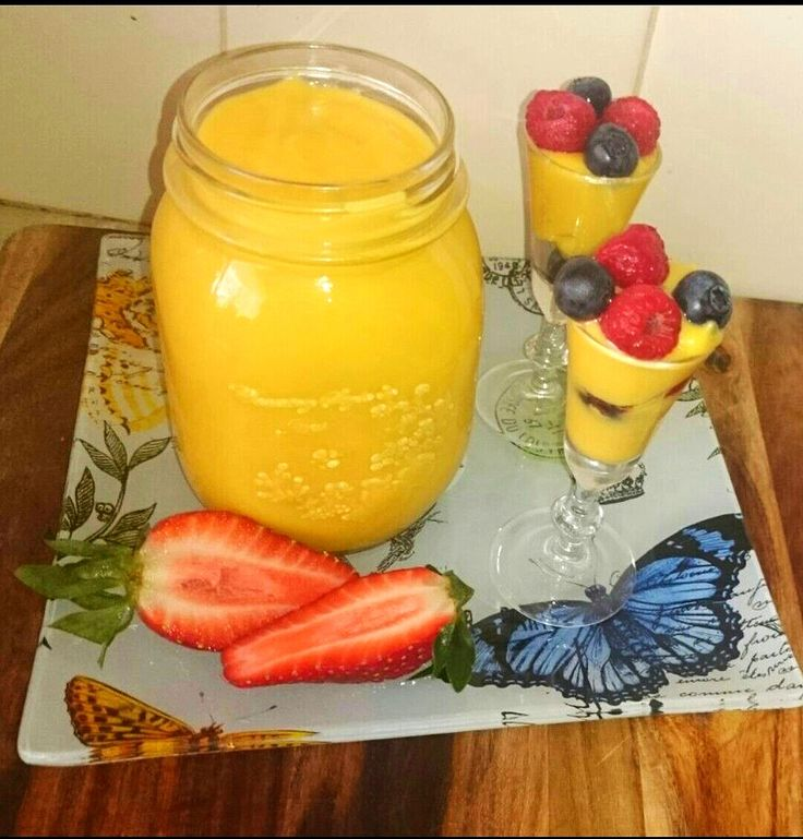 Passionfruit Curd — Nidhi's Messy Kitchen