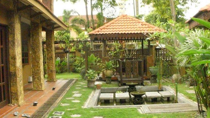 awesome Balinese Garden Design