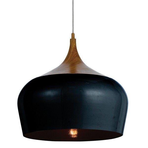 Lighting Black Pendants Lights Cafe Kitchen Bench Polk Telbix Melbourne Black Pendant Light Pendant Light Metal Pendant Light