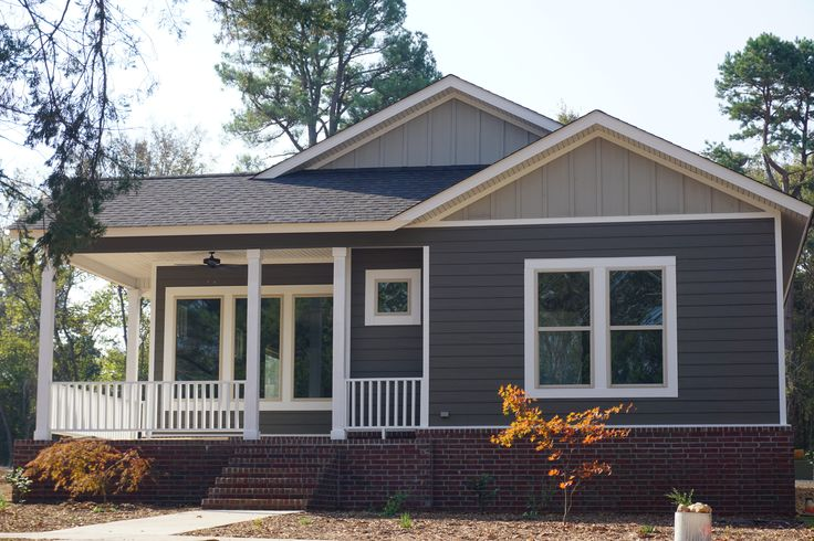 Our Chesterfield Home In Creekside Cottages Used Lp Smart Siding And Foam Insulation Love