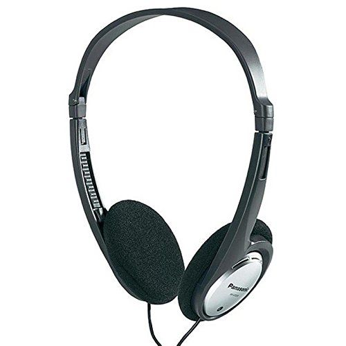 eatures of Panasonic RP-HT030 Wired Headphones : Supra-aural Headphones 16 Hz - 22000 Hz Headphone Frequency Response On the Ear Headphone Over the Head